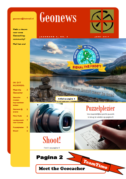 cover Geonews - juni 2017