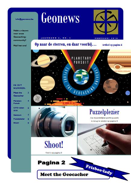 cover Geonews - februari 2018