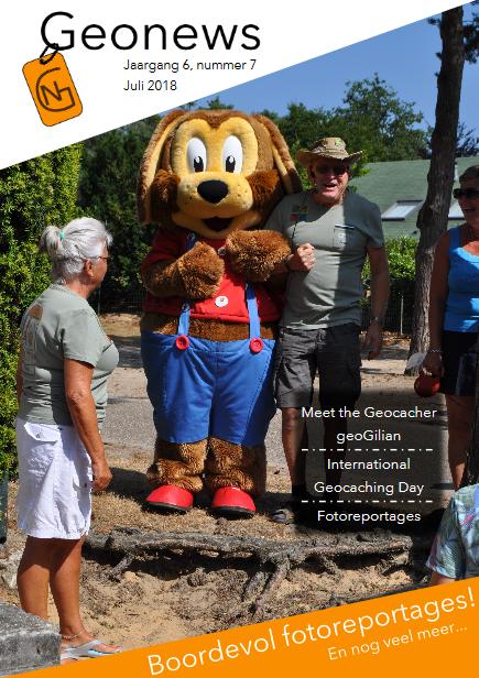 cover Geonews - juli 2018