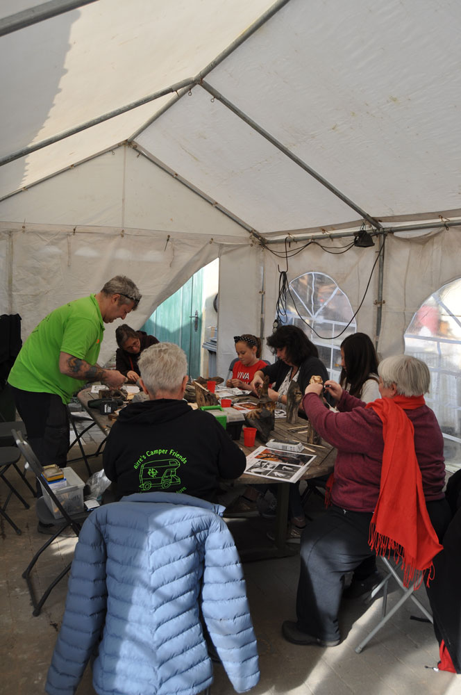 Afbeelding uit de galerij Birre's Creation Celebrations Workshop Day